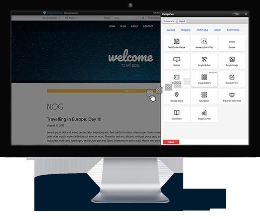 Bravenet Easy Web Hosting Manager