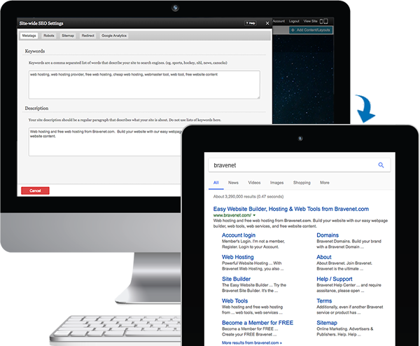 Bravenet Blog - Search Engine Optimization (SEO)