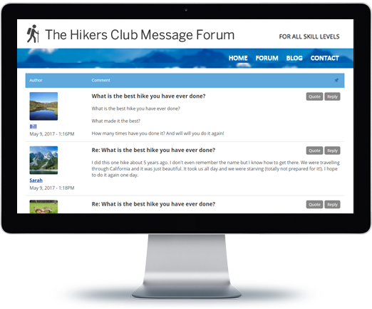 Bravenet free message forums online discussion boards for Embed a forum into your website