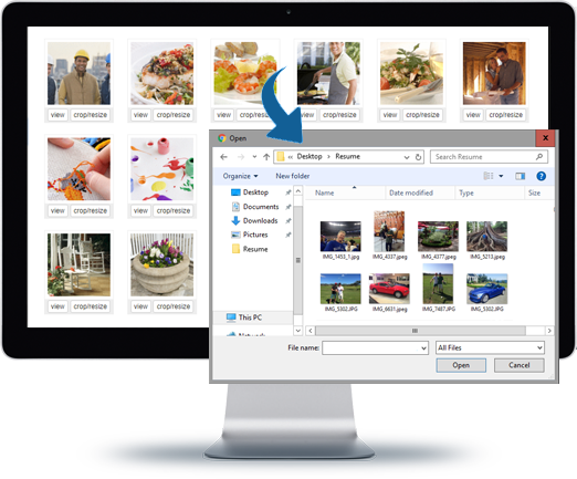 Allow Visitor Uploads with Bravenet Online Photo Albums