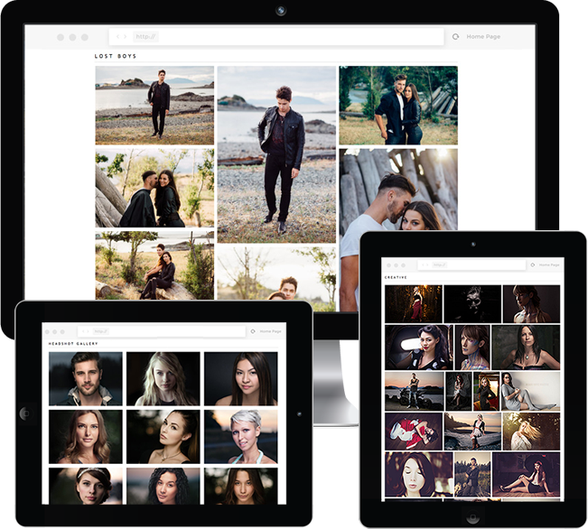 Create Beautiful Photo Galleries and Slideshows