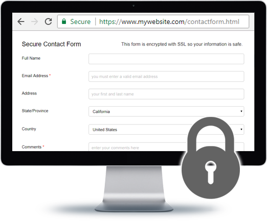 Bravenet SSL for Secure Web Forms and Ecommerce